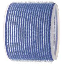 Sibel Zelfklevende Rollers 80mm 3 St Blauw 4168049