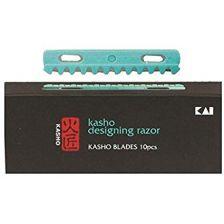 Kasho Design Razor Blads Kcs-10bl