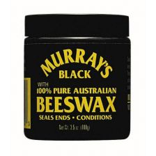 Murray's Beeswax Black 100gr.