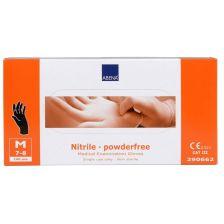 Abena Handschoenen Nitrile Zwart 100st.