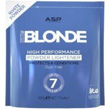 Affinage System Blonde Powder Lite White 500g