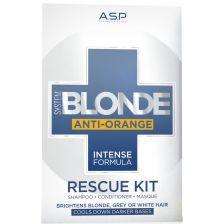 Affinage System Blonde Rescue Kit Anti-Orange