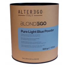 Alter Ego Be Blonde Pure Light Blue Powder 500gr.