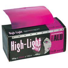 Sibel High Light Aluminiumfolie