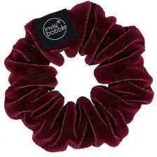 Invisibobble Sprunchie Red Wine is Fine Hanging