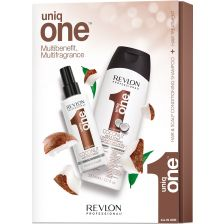Revlon Uniq One All In One Coconut Treat/Shampoo Duo Pack