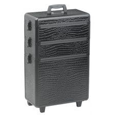 Sibel Koffer Croco Alu 0150631