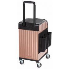 Sibel Rollercoaster Stool-Case Roze Goud 020060136