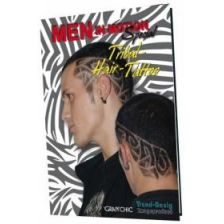Trend-Design Modellenboek Tribal/Hair-Tattoo 22001