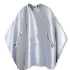 Trend-Design Kapmantel Skinny silver 92408