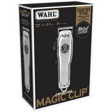 Wahl Magic Clipper Cordless Metal Edition 08509-016