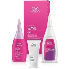 Wella Creatine Wave It Extra Conditioning Kit - Intense N