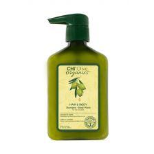 CHI Olive Organics - Hair & Body Shampoo - Body Wash