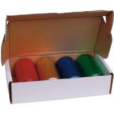 Efalock Alu Folie 4x50m Gekleurd 14100770