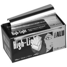 Sibel High Light Aluminiumfolie Zilver 4336231