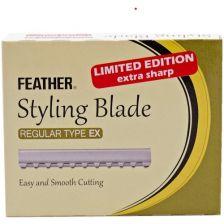 Feather Blades Regular extra sharp 1x10