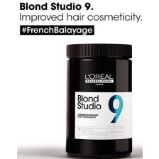L'oreal Blond Studio multi techniques-9T powder 500gr.
