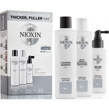 Nioxin 3D trial kit system