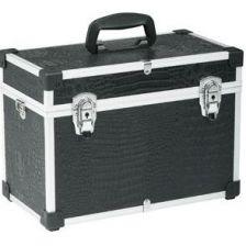 Sibel Compact Croco Beauty Case 38x20x27cm 0150481