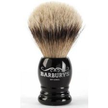 Sibel Silver Gloss Scheerkwast Barburys 0002318