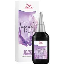 Wella Color Fresh Silver 75ml