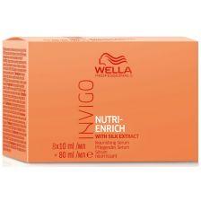Wella Invigo Nutri Enrich Repair Serum 8x10ml